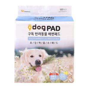 구독 강아지패드 100매(흡수력UP)
