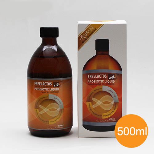 프리락토스 천연 식물성 유산균(액상타입) 500ml 강아지 고양이 영양제